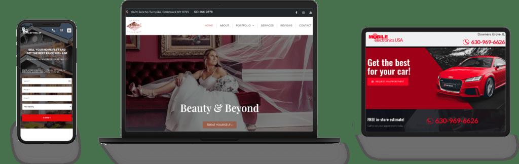 Next Level Of Websites Image